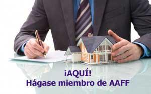 Hágase Miembro AAFF
